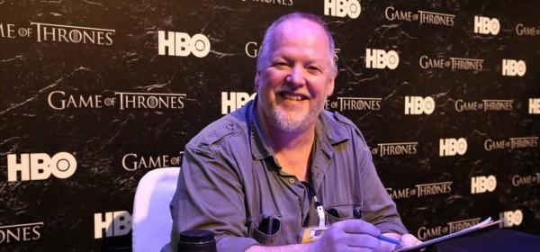 Game of Thrones-artist William Simpson geeft masterclass op NFF