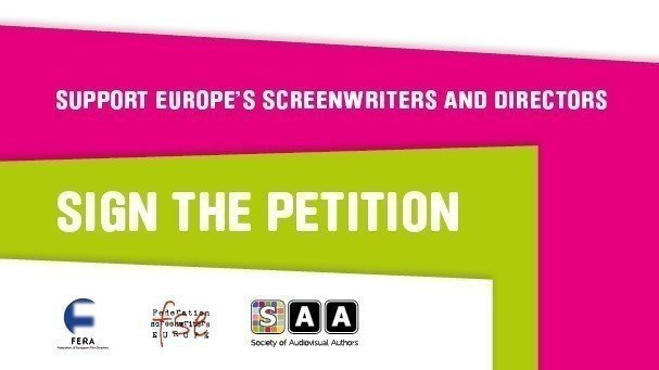 Support Europe's Screenwriters and Directors