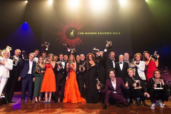Winnaars Gouden Kalveren Nederlands Film Festival 2018