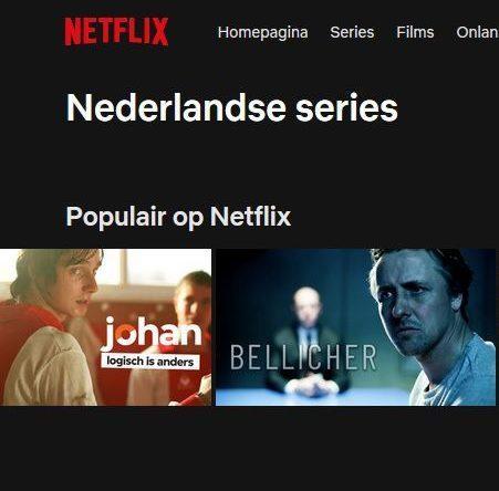 NPO series op Netflix