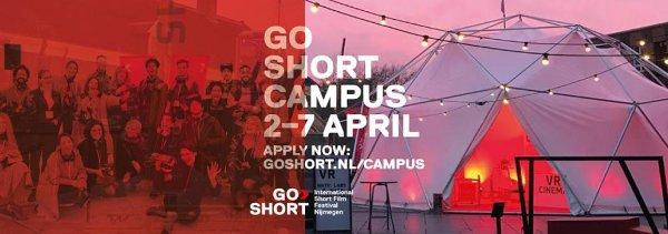 Oproep Go Short Campus