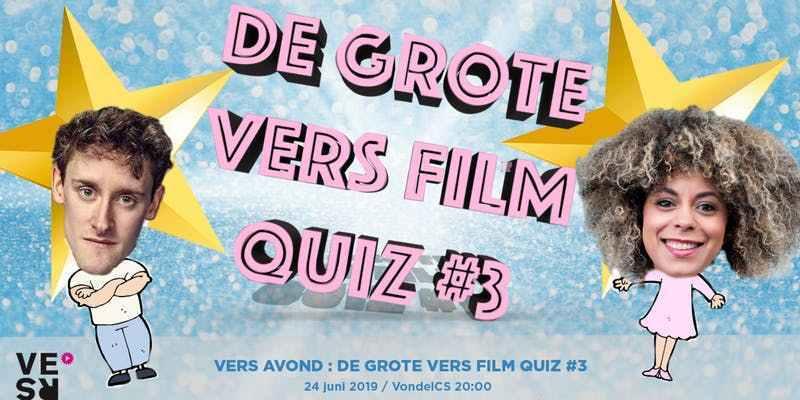De Grote Vers Film Quiz #3