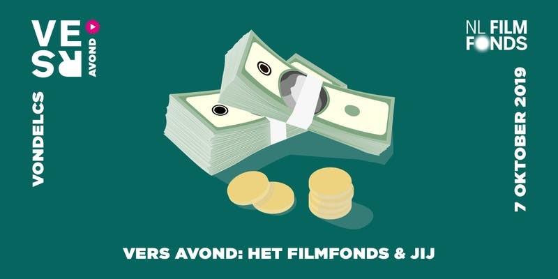 VERS Avond krijgt Nederlands Filmfonds te gast