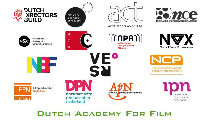 Circle of Film – Oproep filmsector aan bewindslieden en Kamerleden