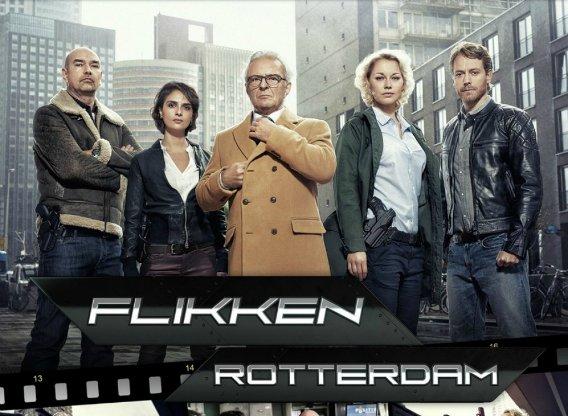 Open call: Schrijvers voor Flikken Rotterdam