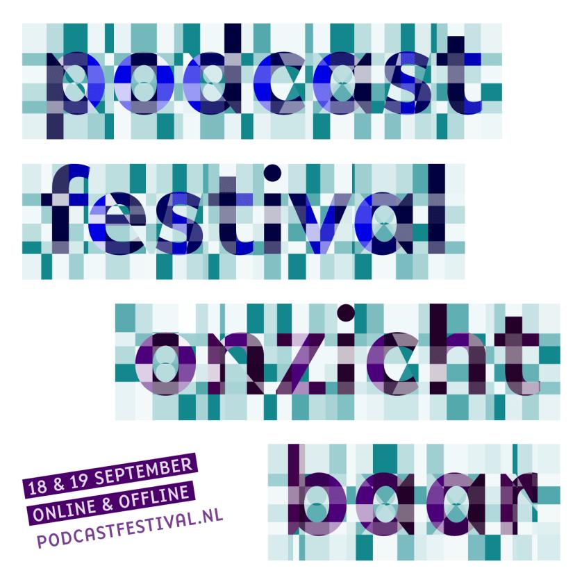 Podcastfestival 18 & 19 september